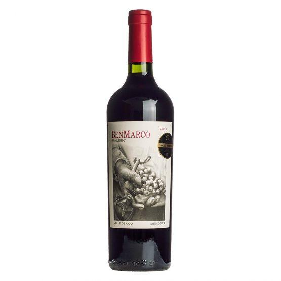 WinePig Ben Marco Malbec Dominio Del Plata 75cl