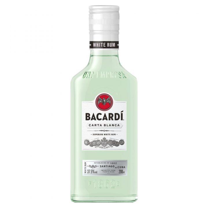 WinePig Bacardi Carta Blanca 20cl