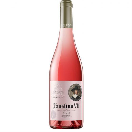 Bodegas Faustino VII Rose