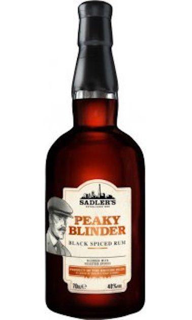 Peaky-Blinder-Spiced Rum