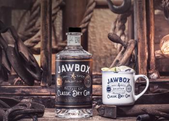 Winepig Jawbox Classic Dry Gin