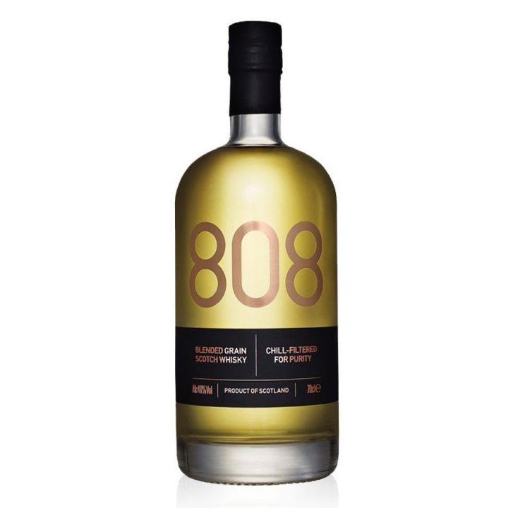 WinePig 808 Single Grain Scotch Whisky 70cl