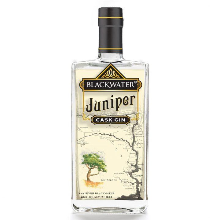 Blackwater Juniper Cask Gin 50cl